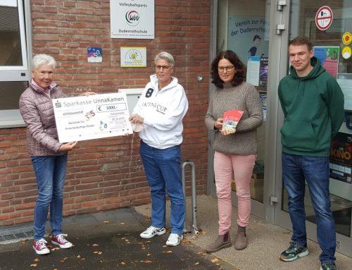 10/2020 – Großzügige Spende für die Holzwickeder Grundschulen